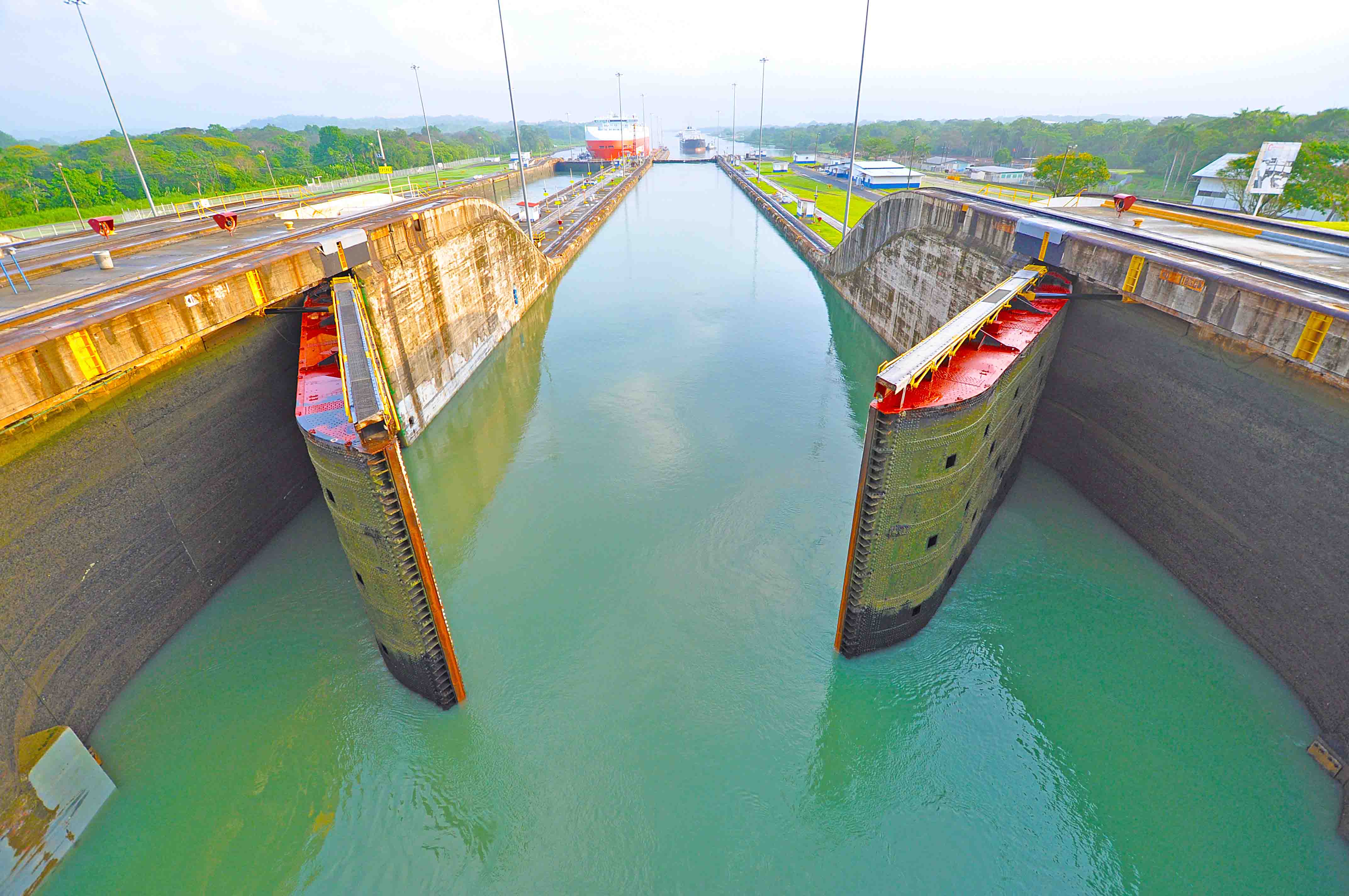the long and controversial history of the panama canal Panama canal construction why was the panama canal needed  in a  controversial move the us offered panamanian rebels, who wanted  independence from colombia,  how long did it take and what issues arose.
