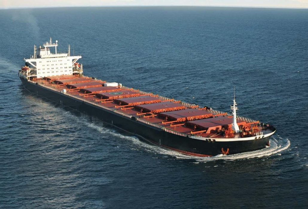 Dry bulk shipping's recovery not seen until 2018 - Cambiaso Risso ...