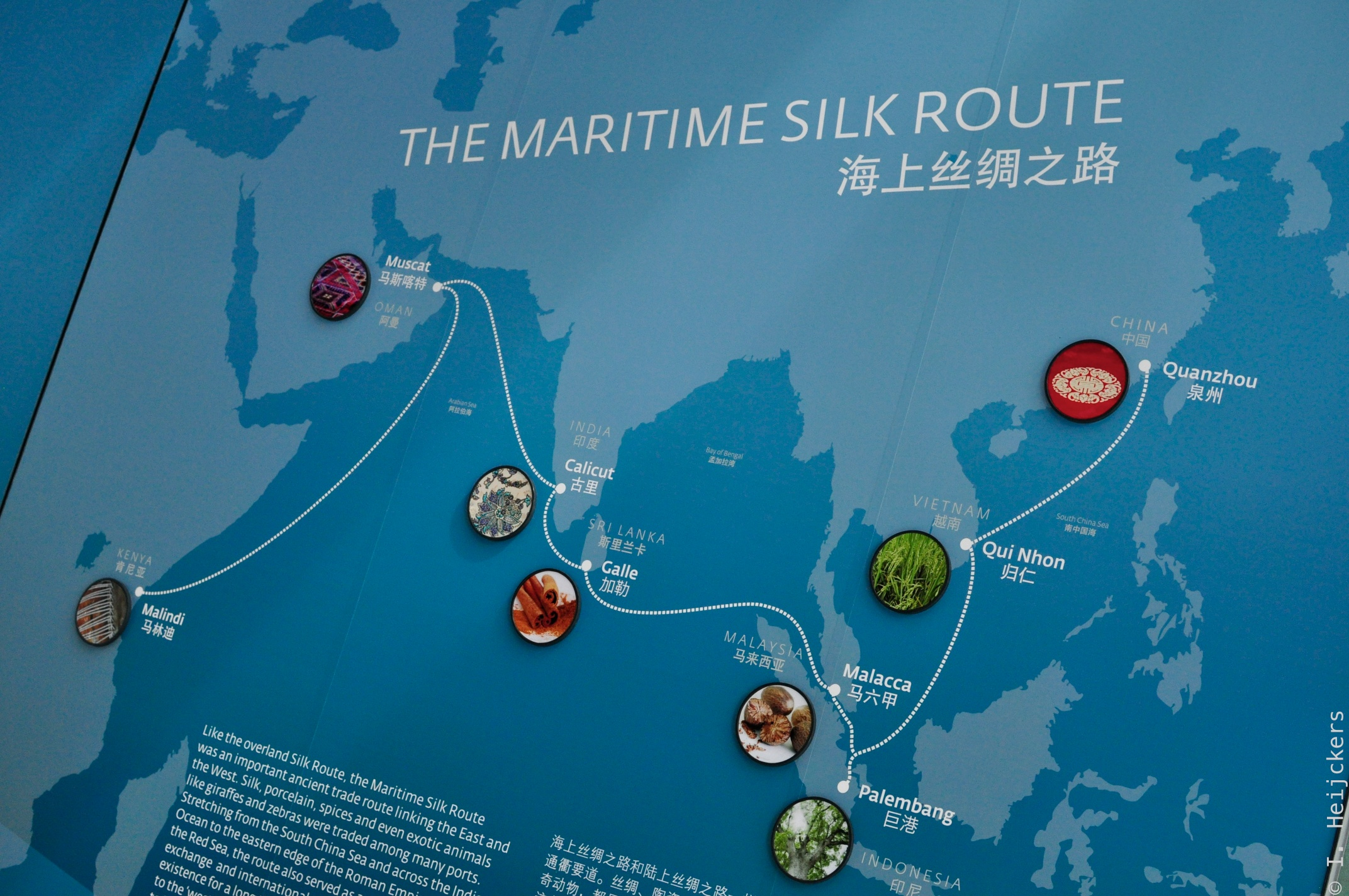 china u2019s maritime silk road project advances