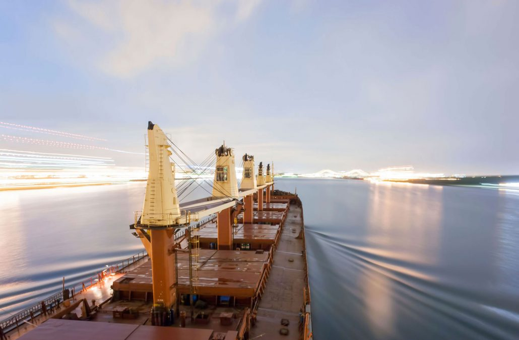 Dry Bulk Vessel Deliveries This Year Could Retreat To Just 45 Million Dwt Compared To The