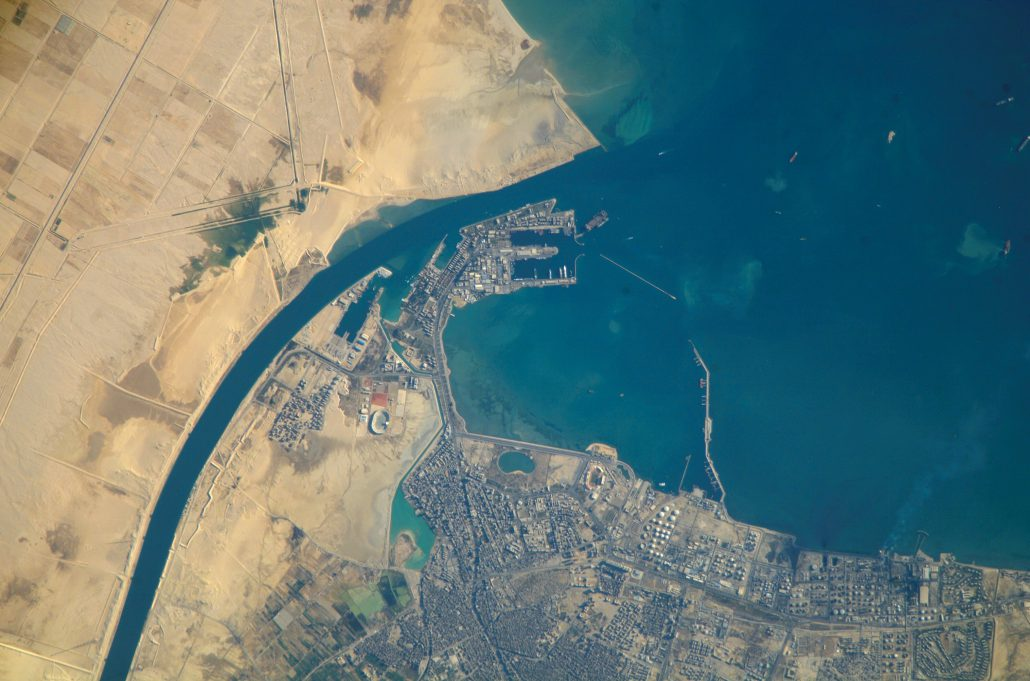 Suez Canal Rebate Guide: Navigating The Rebate System - Cambiaso Risso Group